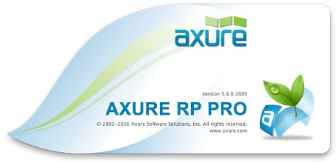 Axure RP Mac版