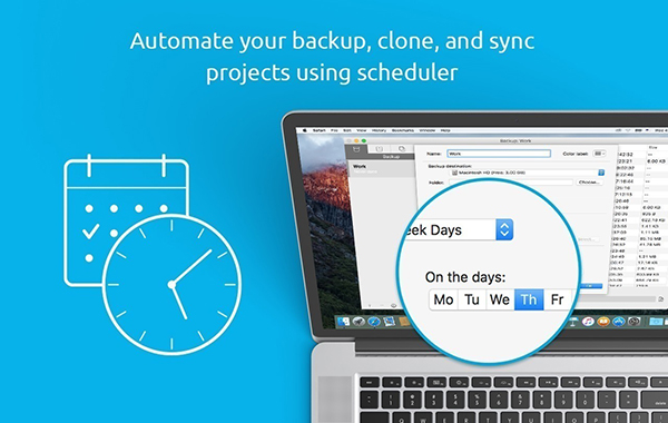 Get Backup for Mac