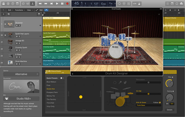 Logic Pro X for mac