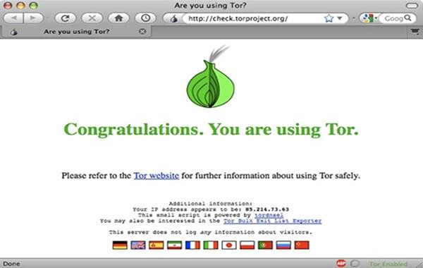 Tor Browser Bundle for mac